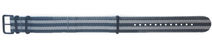 22mm Nato - OdP Striped