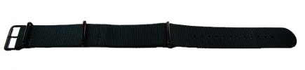 24mm Pathfinder Textile Strap - Green