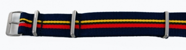 22mm Regimental Nato - Royal Marine
